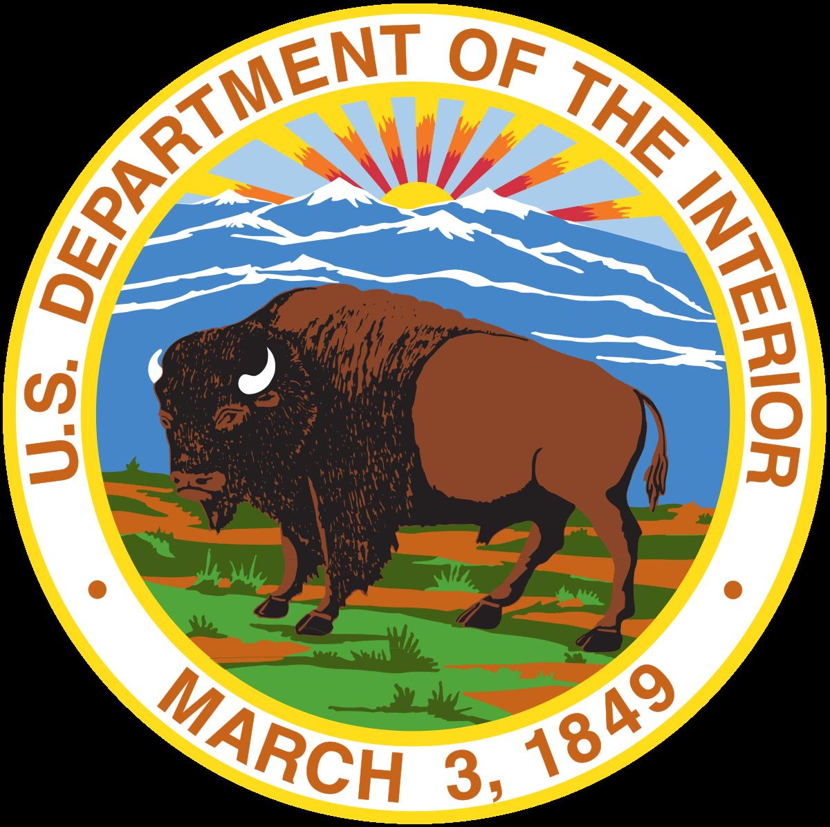 अमेरिकी आंतरिक विभाग