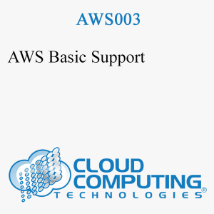 AWS Basic Support