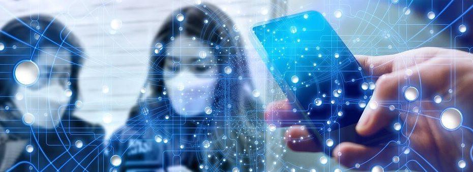 Digitale Transformation für COVID-Minderung