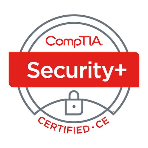 comptia security+ ce certification