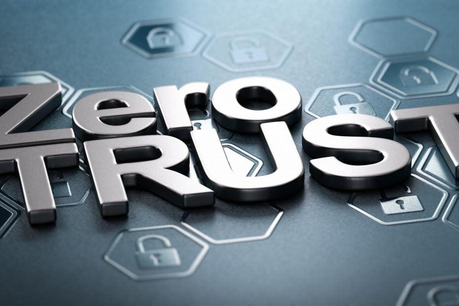 zero trust cloud security image